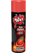 Wet Fun Flavors 4 In 1 Water Based...