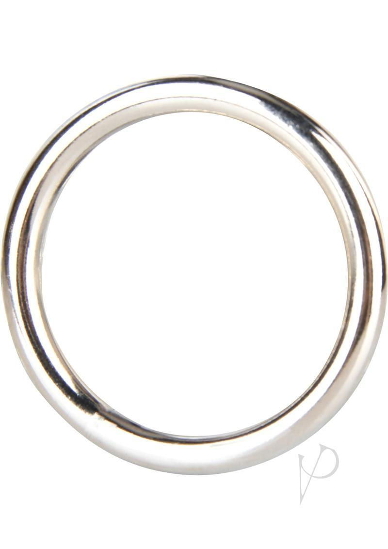 Candb Gear Steel Cock Ring 1.5 Inch Diameter