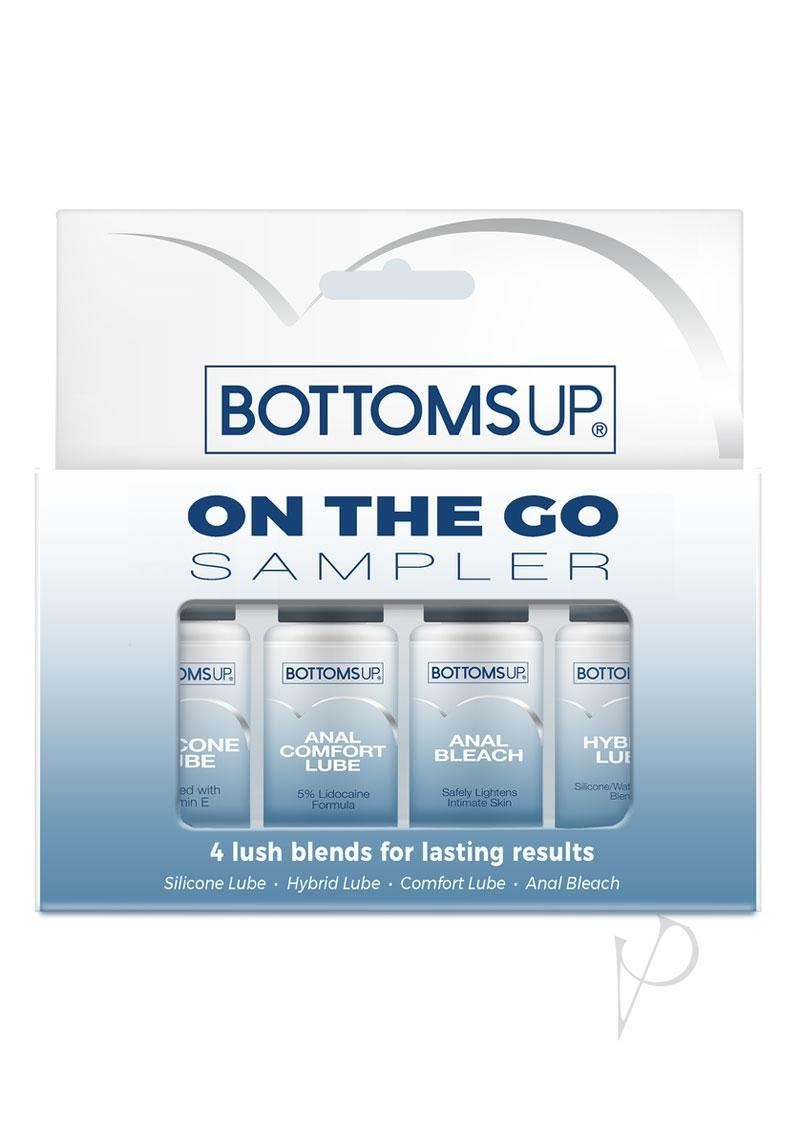 Bottoms Up On The Go Sampler 4pk